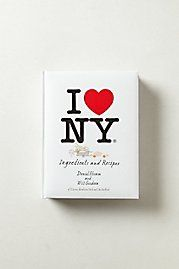 I Heart NY: Ingredients And Recipes