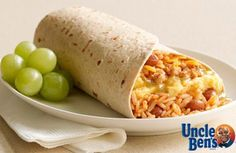 Southwest Breakfast Burrito