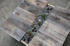 DIY: Succulent Table By 2Modern Blog