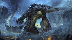 pacific rim art book scans  pacific rim concept art...