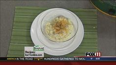 Sausage & Cheese Chowder #recipe from WLUK FOX 11 Good Day Wisconsin Cooking with Amy Hanten. #recipes #video