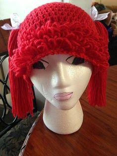 Crochet Kiddie Wig for Newborns to Adults Great by debutantdesigns, $22.00
