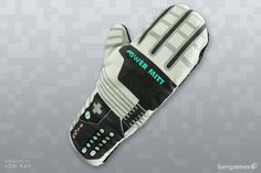 Nintendo Power Glove Oven Mitt | I really hope this is real.