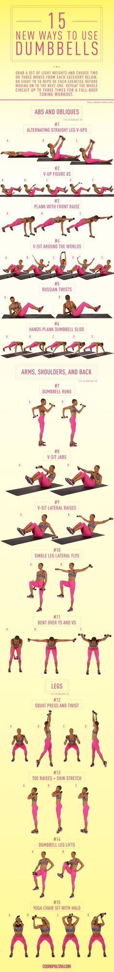Get ready to sweat! #Fitness #Exercises
