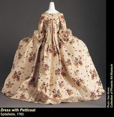 Fashion in 1700-1800 ( Cool Dresses )