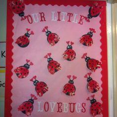 Happy Valentine Day Bulletin Board | for valentines day | Bulletin Boards