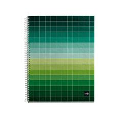 MIQUELRIUS chess Notebook 4 - Green
