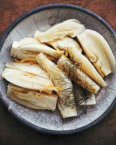 Braised Fennel recipe
