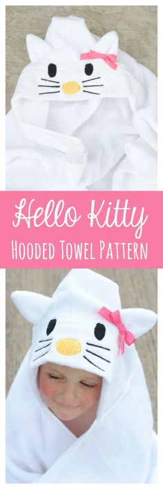 Hello Kitty Hooded T