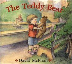 The Teddy Bear {David McPhail}