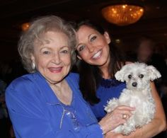 Betty White and Wend