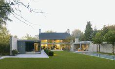 bedaux de brouwer architecten / huis rotonda, goirle