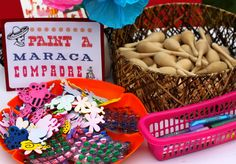 Maraca Decorating  | Pretty Prudent