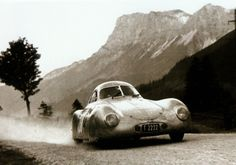 Porsche Type 64 from 1939