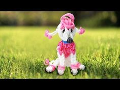 POODLE on the Rainbow Loom by PG Loomacy. You Tube.