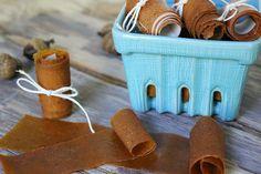 Sweetpotato Pie Fruit Leather|Craving Something Healthy #spon #recipe ReDux