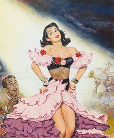 50's Pulp Flamenco