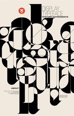 #typography #modern #poster #abstract #webdesign #design #designer #inspiration #user #interface #ui #typography #posters #type #fonts