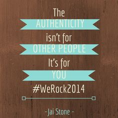 """The authenticity is"