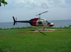 Jamaica Helicopter Flights Transfers And Tours On Pinterest