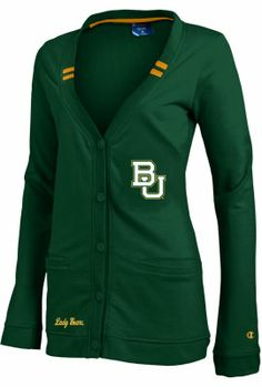 #Baylor University Bears Women's Heritage Cardigan...purchased one during Homecoming and I love it!
