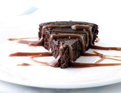 Grain Free Chocolate Truffle Cake #food #paleo #glutenfree