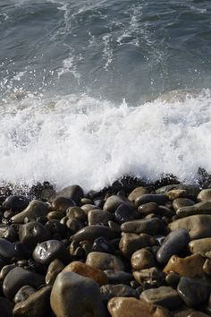 Waves crashing in the early morning. #ElMatadorBeach #DreamingInBlue