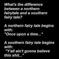 laugh, fairies, southern, funni, fairy tales