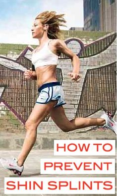 Is there a way to prevent shin splints? shin warm-up