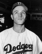 George Shuba, 89, Dies; Handshake Heralded Racial Tolerance in Baseball - NYTimes.com