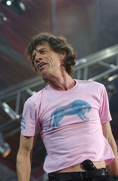 Mick Jagger at 68: Yoga, Smoothies & Avocados