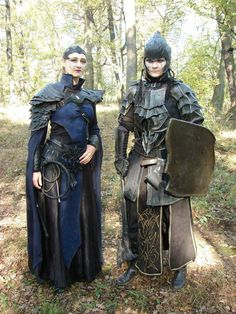 LARP costume, beautiful!