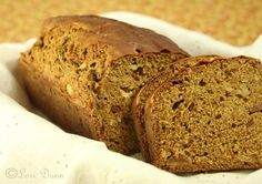 Apple Nut Bread ~The original recipe comes from a cookbook: Pennsylvania Dutch Cooking, A Mennonite Community Cookbook~ (1) From: Grit (2) Webpage has a convenient Pin It Button