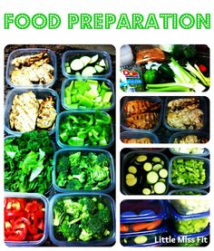 Meal Prep Healthy meal ideas and preparation | Healthy Food Fit Family