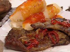 Sobrebarriga al Horno con Yuca - Recetas de Cocina Colombiana