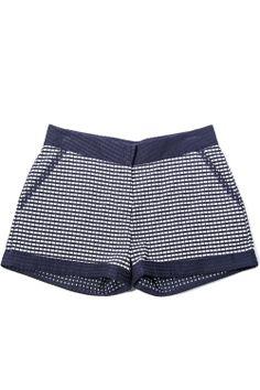 Quinn Clayton Short | $105 http://bit.ly/1kmKASP #QuinnShop #NYC #Fashion