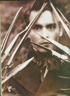 Johnny Depp / Edward Scissorhands