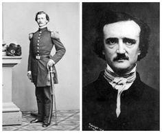 Edgar Allan Poe-Army-1827-Sergeant Major (Poet)