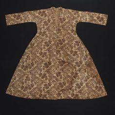 1720s fashion, 18th centuri, dress gown, winterthur museum