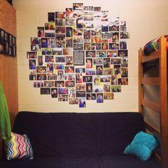 Dorm Room Wall On Pinterest Dorm Room Dorm Walls And Diy Dorm Room