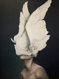 Awakening by Amy Judd. Available through Hicks Gallery, SW19