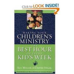 children's ministry book
