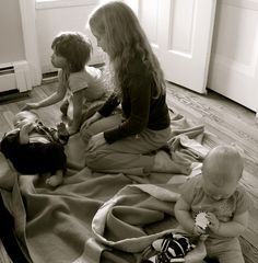"""""""Family Motto: More Love is More Love"""" by Sarah Werthan Buttenwieser"""