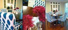 Tutorial: Customizing Your Ikea Slipcovers by It's Great To Be Home, via Flickr
