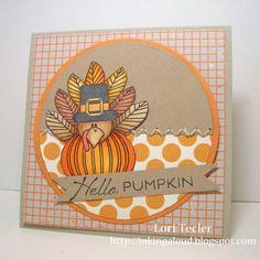 Hello pumpkin!