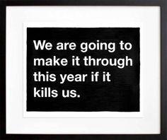 we will. i swear.