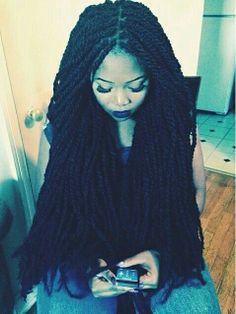 Marley braids
