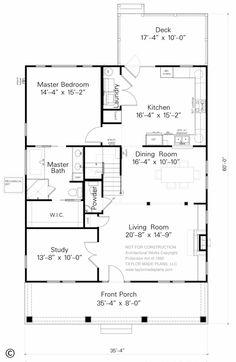 Small floor plan idea, open kitchen to dining small open floor plan, hous plan, floor plans, plan idea, bathroom, small floor, nice floorplan