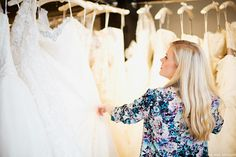 Brides: What to Bring to Wedding Dress Appointments