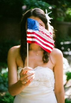 4th of July Wedding Inspiration